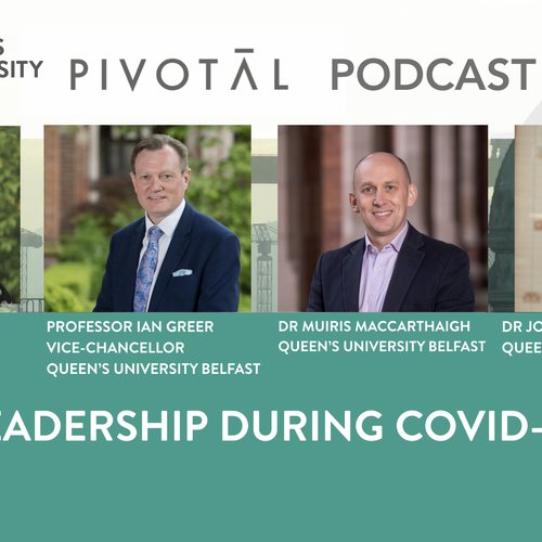 Leadership during Covid–19